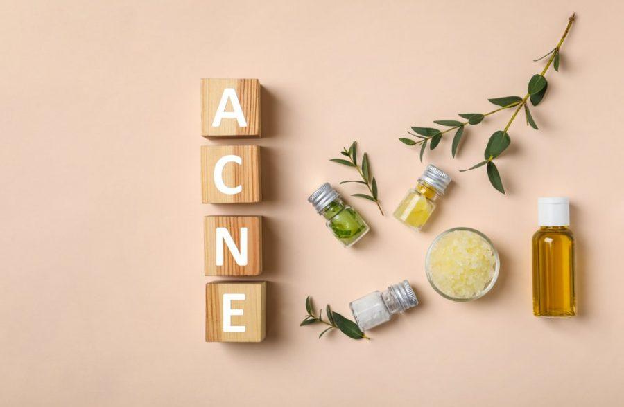 Tratamiento del acné ingredientes naturales