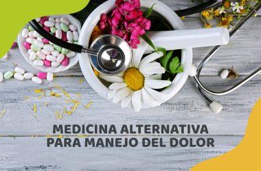 medicina alternativa para el dolor