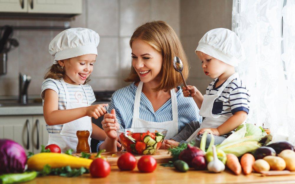 Alimentación saludable para niños de 1 a 3 años | DoctorAkí