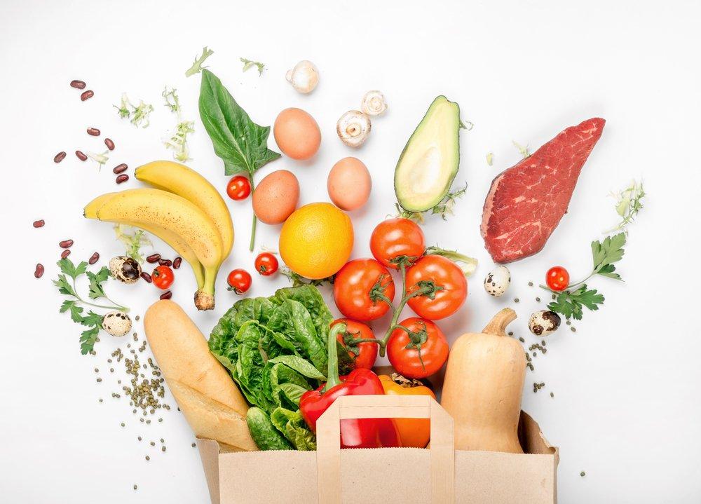 Alimentos saludables consejos para aplicar blw