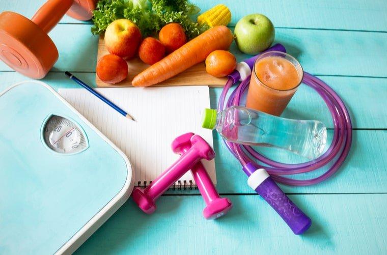 Elementos para llevar una alimentación saludable