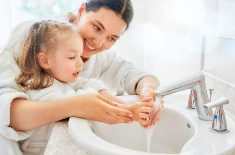 lavado de manos consejos de salud antes de viajar