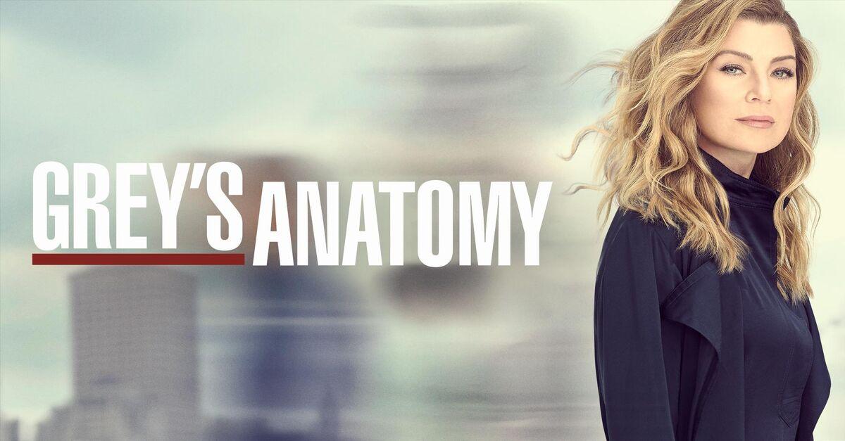 Grey's Anatomy series de medicina