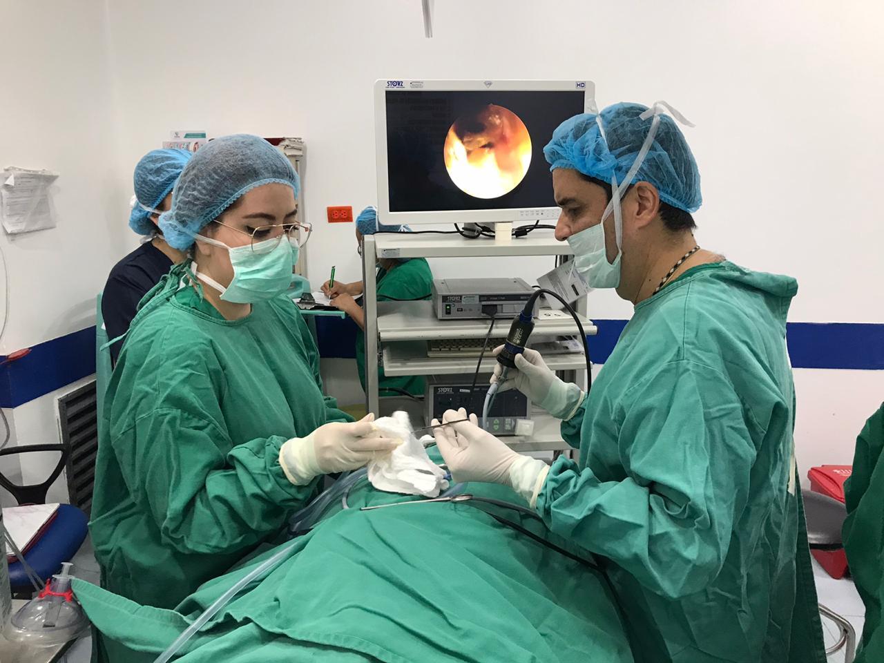 Luis Jorge Mejía P. MD Otorrinolaringólogo