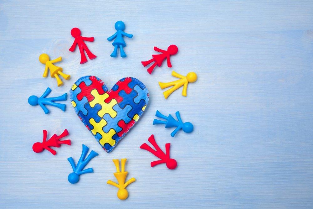 Día Mundial concienciación de autismo