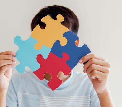 Símbolo de trastorno del espectro autista