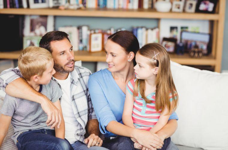 Educación sexual hablar con los niños