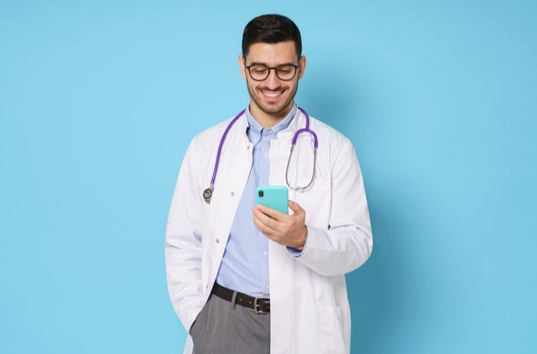 médicos influencers en Instagram