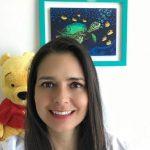 Julia Ramírez, pediatra neonatal