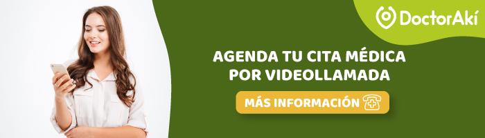 Banner horizontal Servicio de videollamada
