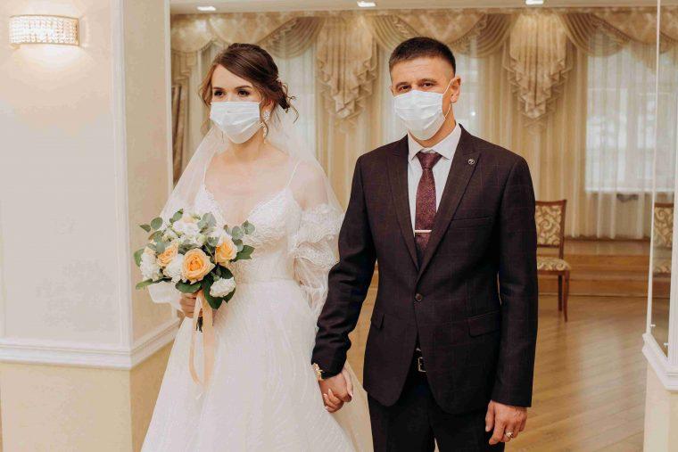 matrimonios durante el COVID-19
