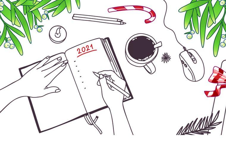 Cómo planear la lista de propósitos para el año nuevo