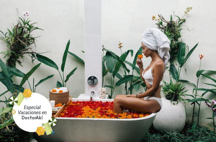 Pasos para una ducha saludable y relajante
