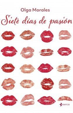 Libro Siete días de pasión