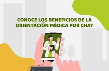 Chat en línea con un médico en DoctorChat