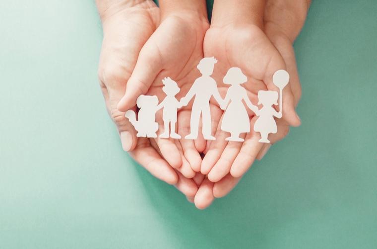 familia bienestar y autocuidado