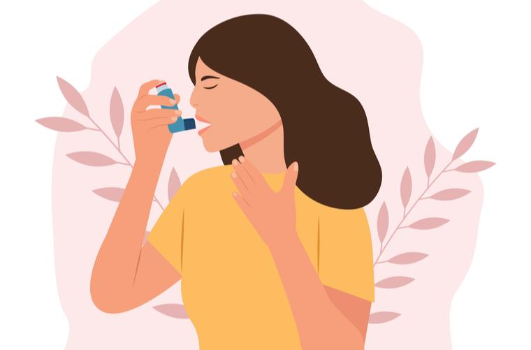 Qué es y cómo se diagnóstica el asma