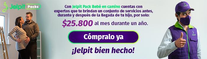 Jelpit pack Bebé en camino