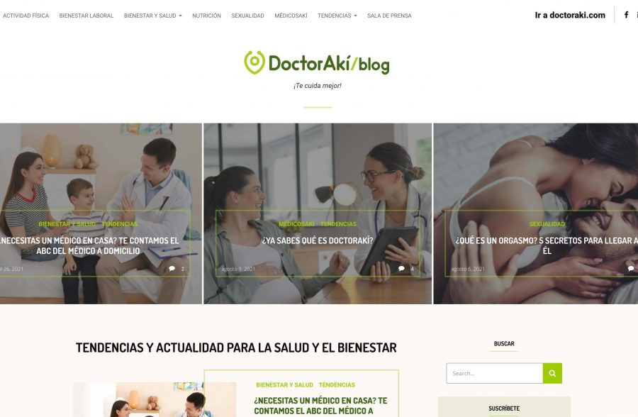 blog doctoraki
