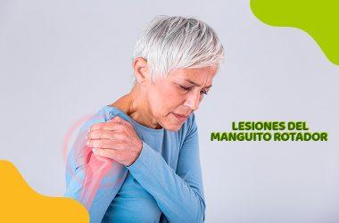 Desgarro en el manguito rotador: qué es, síntomas y tratamiento