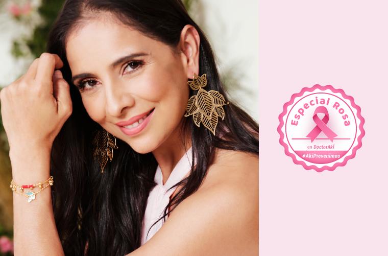 Lina Hinestroza, empresaria y creadora de la fundación Alma Rosa